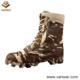 運動Cement Military Camouflage Bootsはとの入れるResistant Rubber (CMB006)を