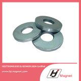 De super Macht Aangepaste N38 Magneet van /NdFeB van het Neodymium van de Ring van het Zink Permanente in China