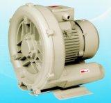 Pompa di gas a tre fasi di vortice del ventilatore della Manica del lato del ventilatore di aria del pulsometro della pompa di aria 750W