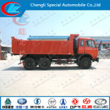 Dongfeng Sinotruk 6X4 10 바퀴 270HP 18m3 10t 15ton Dump Truck
