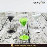 Promoción de 2 minutos de reloj de arena Mini personalizado