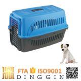 Haustier-Zubehör-Plastikhundehaus-Fluglinie