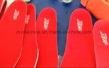 Impresora automática de la transferencia de la insignia de las plantillas para los zapatos