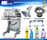 Máquina tampando do frasco automático (quilômetros)