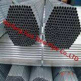 Pipe en acier galvanisée