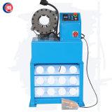 Máquina del manguito del indicador digital del superventas/arrugador del manguito que prensan