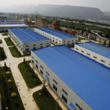 La conception de structure en acier de construction préfabriqués avec un faible coût prix de l'entrepôt