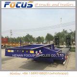 南アフリカ共和国の販売のための60t容量のLowbedのトレーラーそしてトラックを買いなさい