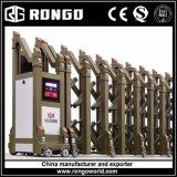 A via principal a mais nova do acordeão do projeto do tipo de Rongo