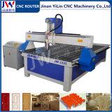 Máquina 1325 de madeira do router do CNC do Woodworking da tabela do T-Entalhe