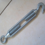 Commercial galvanizzato Type Eye e Hook Malleable Turnbuckle