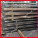 Plaque de l'acier inoxydable 1.4571/316ti de solides solubles