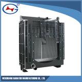 6160SD518: Radiador de aluminio para el conjunto de generador diesel