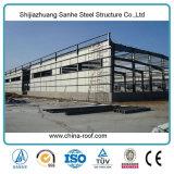 Almacén de almacenaje barato modular prefabricado ligero de la estructura de acero de la alta calidad