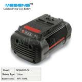 Wiedereinbau Bosch 36V Li-Iondrahtlose Bohrgerät-Batterie