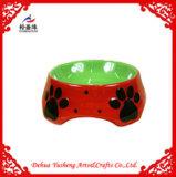 Tazón de Pet de cerámica