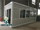 強制収容所またはオフィスまたは会議室または寮のためのセリウムによって証明される容器の家
