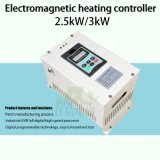 Преобразование частоты электромагнитного излучения нагревателя, 2.5kw цифровых программируемых электромагнитной отопительного оборудования