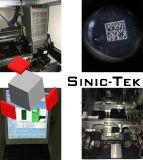 Машина лазера волокна для маркировки логоса