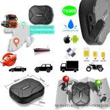 Waterdichte IP66 GPS van het Voertuig/van de Auto Drijver met Lange ReserveTijd (TK905)