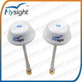 B35 Flysight Fpv Mushroom/antenne omnidirectionnelle polarisée circulaire pour RC de la robotique