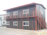 Легко соберите светлый панельный дом стальной структуры (KXD-SSB112)
