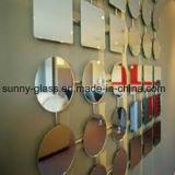 Espejo de Decoración Espejo de Plata / Aluminio con Ce