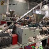 기계로 가공한 기계 밀어남 또는 생산 기계를 WPC Decking