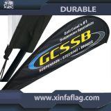 Wind-Markierungsfahnen-Fahne/Teardrop/Feder/Fliegen-/Strand-Markierungsfahnen-Fahne
