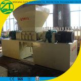 Una trinciatrice delle due aste cilindriche/frantoio di riciclaggio di plastica della pellicola/grande trinciatrice o smerigliatrice del tubo