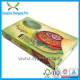 Venta al por mayor dulce de papel barata promocional por encargo del rectángulo