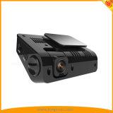 170程度の野生の角度64GBのメモリの2.0inch FHD 1080P車DVRは夜バージョンダッシュのカメラをサポートした