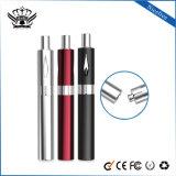 Ibuddy 450mAh 유리제 관통 작풍 전자 담배 E Shisha 펜 E Hookah 펜