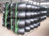 Soldadura de aço carbono ASTM A 90 Graus do cotovelo do tubo