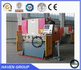 Freno hidráulico de la prensa de la placa de la hoja del CNC de Wc67y Pressbrake
