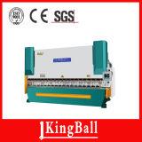 We67k-63/2500 elektrische hydraulische Sychronous CNC-Presse-Bremse