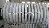 Belüftung-Rand-Streifenbildungs-Produktionszweig/Strangpresßling-Maschine