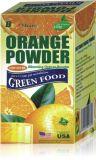 ينحل مسحوق برتقاليّ من سمين خسارة ثمرة
