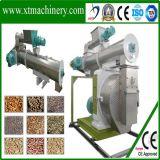 Madera, tallo, palma, tallo, shell de la tuerca, pelotilla material multi que hace la máquina