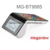Terminal androïde de position avec le WiFi/l'imprimante de position/lecteur thermiques de Smart Card