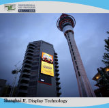 게시판 광고를 위한 옥외 풀 컬러 P8 위원회 발광 다이오드 표시