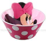Bacia da melamina com logotipo de Mickey (BW7374)