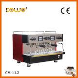 Professional 2 grupo semi-automático cappuccino o Latte Espresso coffee maker