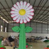 Fiore gonfiabile personalizzato per il fiore gonfiabile della pubblicità della decorazione