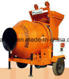 Betoniera di litro Jzc350/betoniera montata rimorchio