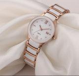 Просто стильный Rhinestone керамические дамы часы