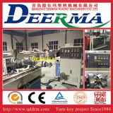 O PVC soft mangueira flexível da linha de produção de Extrusão