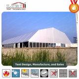25X50m tenda esterna del partito di capienza delle 1000 genti con il pavimento da vendere