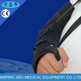Support / support de coude médical noir de haute qualité