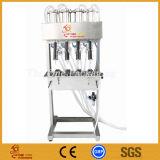 Vier Heads-4 Nozzels Vakuumwaagerecht ausgerichtetes Steuerflüssigkeit-Einfüllstutzen